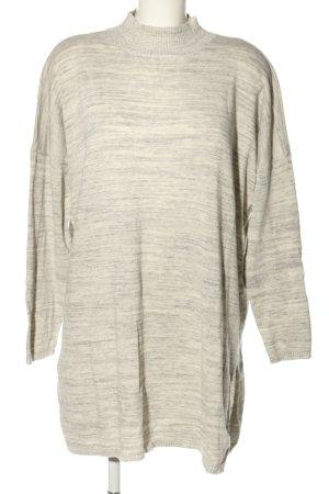 Cubus Abito maglione grigio chiaro puntinato stile casual