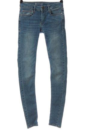 Cubus Jeans a sigaretta blu stile casual