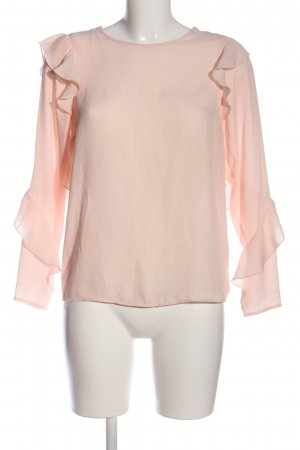 Cubus Ruffled Blouse pink business style