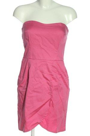 Cubus schulterfreies Kleid