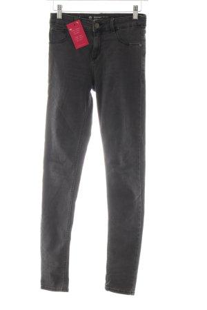 Cubus Skinny Jeans dunkelgrau Casual-Look