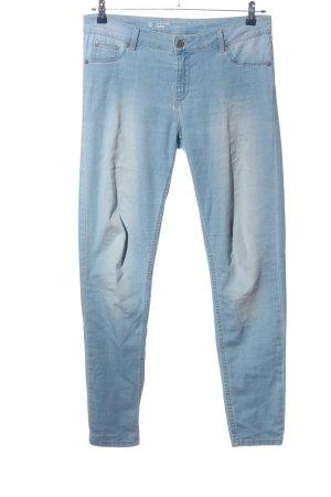 Cubus Skinny Jeans blau schlichter Stil
