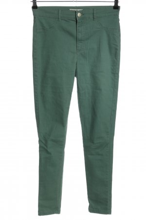Cubus Stretch Trousers green casual look
