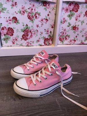 Cucks converse all Star rosa Turnschuhe sneaker