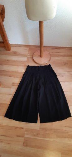 YAS Pantalone culotte nero