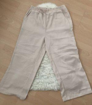 Edited Pantalone culotte rosa pallido