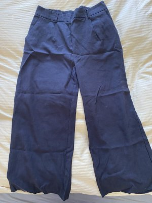 Opus Pantalone culotte blu