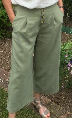 Yessica Culottes grass green viscose