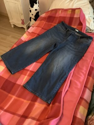 Tom Tailor Culottes blauw