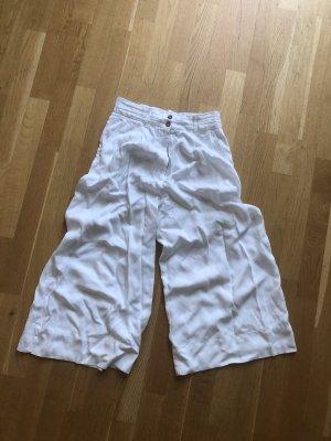 H&M Pantalone culotte bianco-bianco sporco
