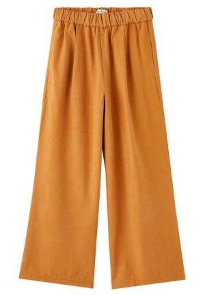 Pull & Bear Culottes dark orange