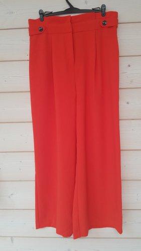 Primark Pallazzobroek donker oranje-rood