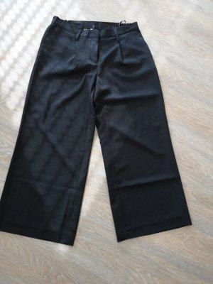 b.p.c. Bonprix Collection Pantalone culotte nero