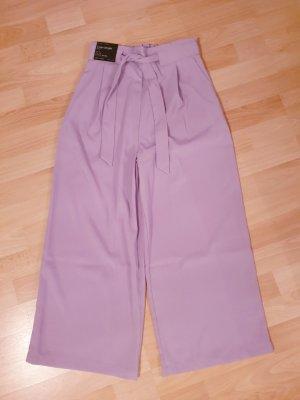 New Look Pantalone culotte malva-lilla
