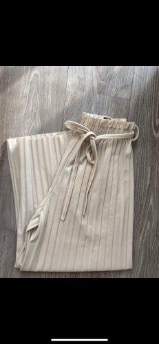 FRESHLIONS Falda pantalón de pernera ancha crema