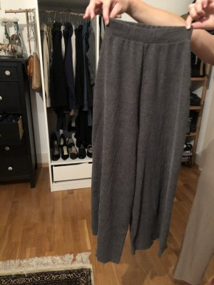 Pull & Bear Culottes black-grey