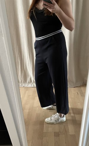 Cartoon Pantalone culotte blu scuro Poliammide