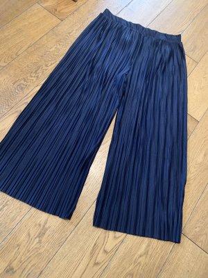 Orsay Pantalone culotte blu scuro