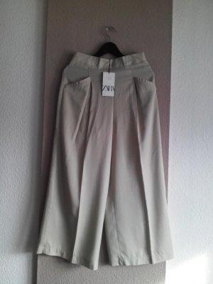 Culotte in beige mit hohem Bund, 100% Lyocell, Grösse S, neu