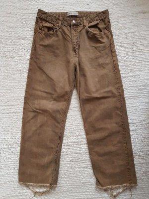 Culotte Jeans Highwaist