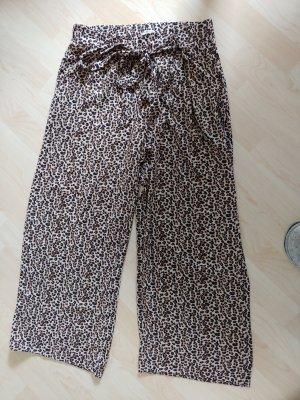 Hailys Falda pantalón de pernera ancha multicolor