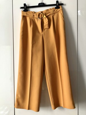 New Look Pantalone culotte giallo-oro