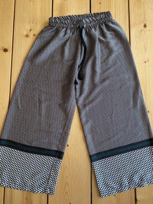 Lumina Falda pantalón de pernera ancha multicolor