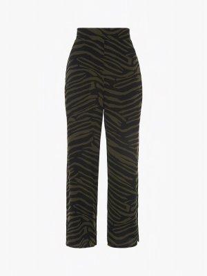 Culotte mit Zebra-Print von Whistles