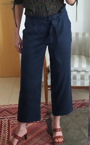 Betty & Co 3/4 Length Trousers dark blue