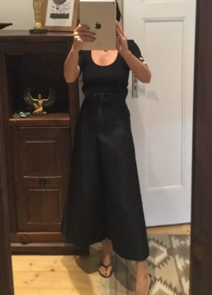 Asos Pantalone culotte nero