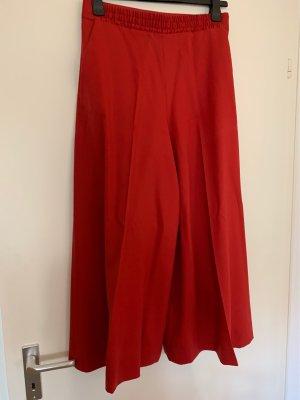 COS Pantalone culotte rosso