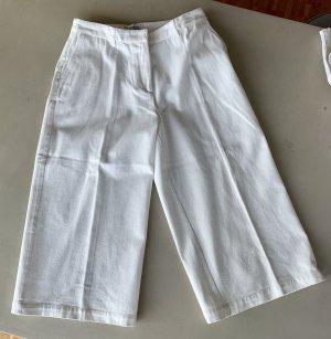 Essentials Pantalone culotte bianco