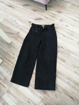Tom Tailor Pantalone palazzo blu scuro