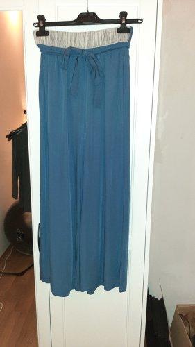 Culottes steel blue