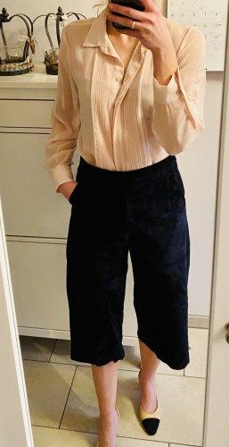 Culottes aus Leder Lederhose