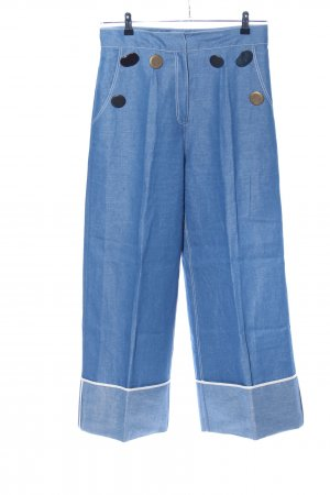 Culottes blau Casual-Look