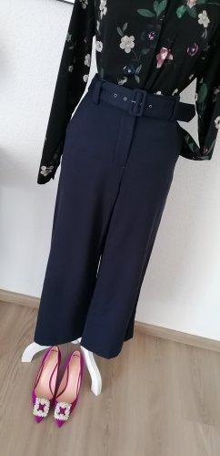 Canda Premium Culottes dark blue