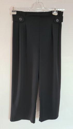 Culottes- Schwarz - neu - Größe 38 M - business - Highwaist