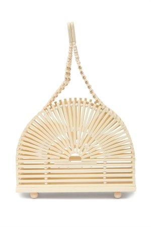 Cult Gaia Mini Dome Bag in Ash