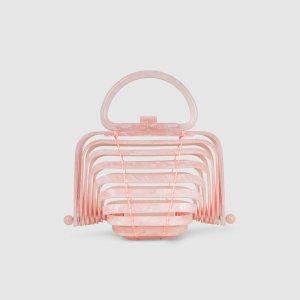 Cult Gaia Handbag pink