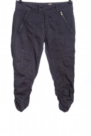 Culture 3/4 Length Trousers lilac casual look