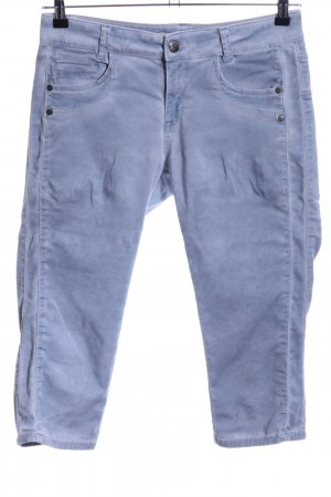 Culture 3/4 Jeans blau Casual-Look