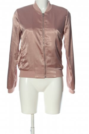 Culture Giacca bomber bianco sporco stile casual