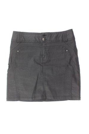Culture Minirock Größe S schwarz aus Baumwolle