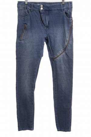Culture Slim Jeans blau Casual-Look