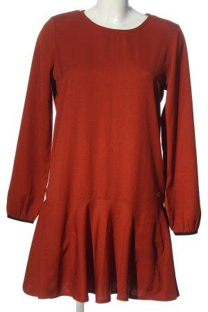Cuplé Longsleeve Dress red elegant