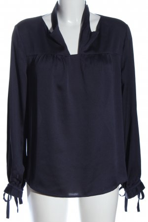 Current Air Long Sleeve Blouse blue casual look