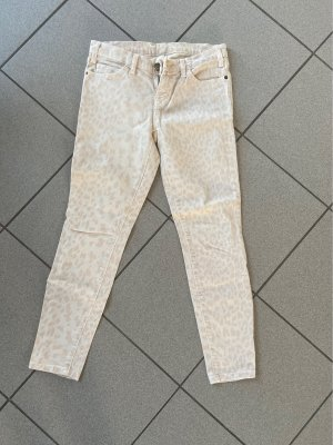 "Current Elliot Jeans ""The Stiletto"" dusty peach 27"