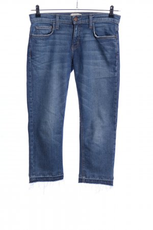 Current/elliott 7/8 Jeans blau Casual-Look