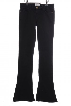 Current/elliott Boot Cut Jeans schwarz Casual-Look